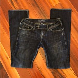 """Silver Tuesday 16 1/2"""" Size 26"""